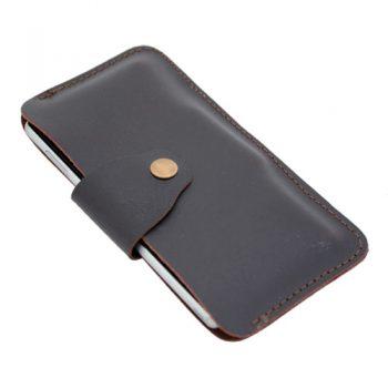 Funda de móvil abertura lateral 5,5 pulgadas 5