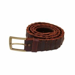 Cinturon Cadeneta Recta